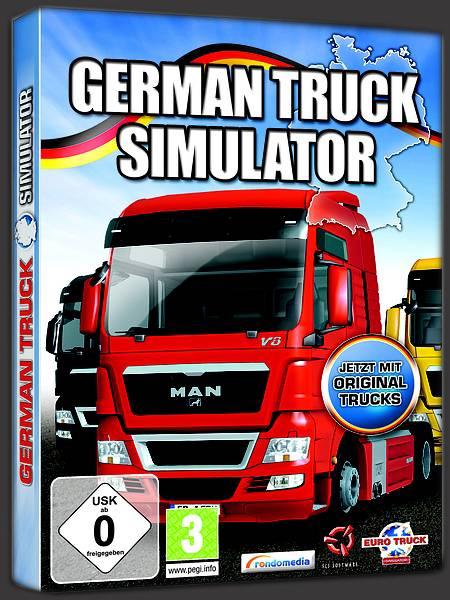 Русификатор для German Truck Simulator